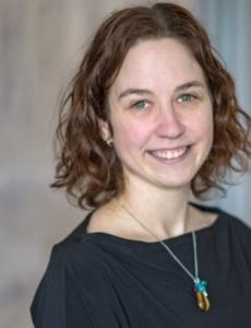 Julie Gendron, chimiste